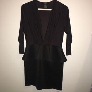 Forever 21 Black Dress (Brand New)